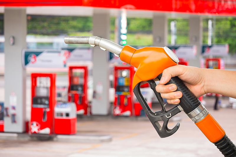 kontrolowanie paliwa