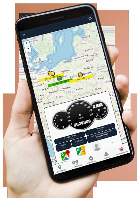 monitorowanie24pl - system lokalizuj auto