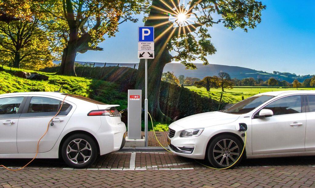 Samochody elektryczne w firmie